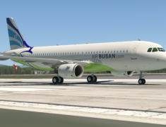 JD A320 NEO 에어부산 HL7753 리페인트