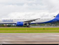 벨라비아 항공이 자사의 첫 ERJ E2 시리즈 항공기를 인도