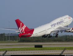 버진 아틀란틱, 자사 보잉 747-400 전량 퇴역완료
